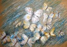 Ricami di farfalle