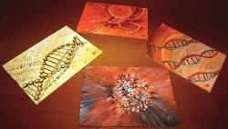 set mini dipinti