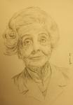 Ritratto di Rita Levi Montalcini